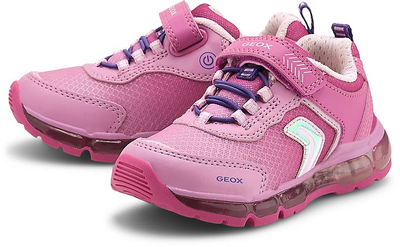 Geox Sneaker J ANDROID G. A pink | GÖRTZ 31414401