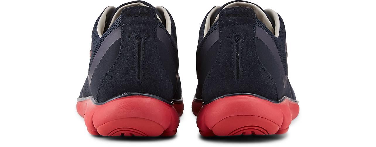 Geox Turnschuhe NEBULA NEBULA NEBULA in blau-dunkel kaufen - 48175001 GÖRTZ Gute Qualität beliebte Schuhe f0037c