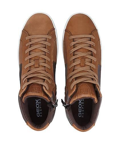 Geox Sneaker SMART in braun-mittel kaufen - 47590301 beliebte   GÖRTZ Gute Qualität beliebte 47590301 Schuhe 50133f