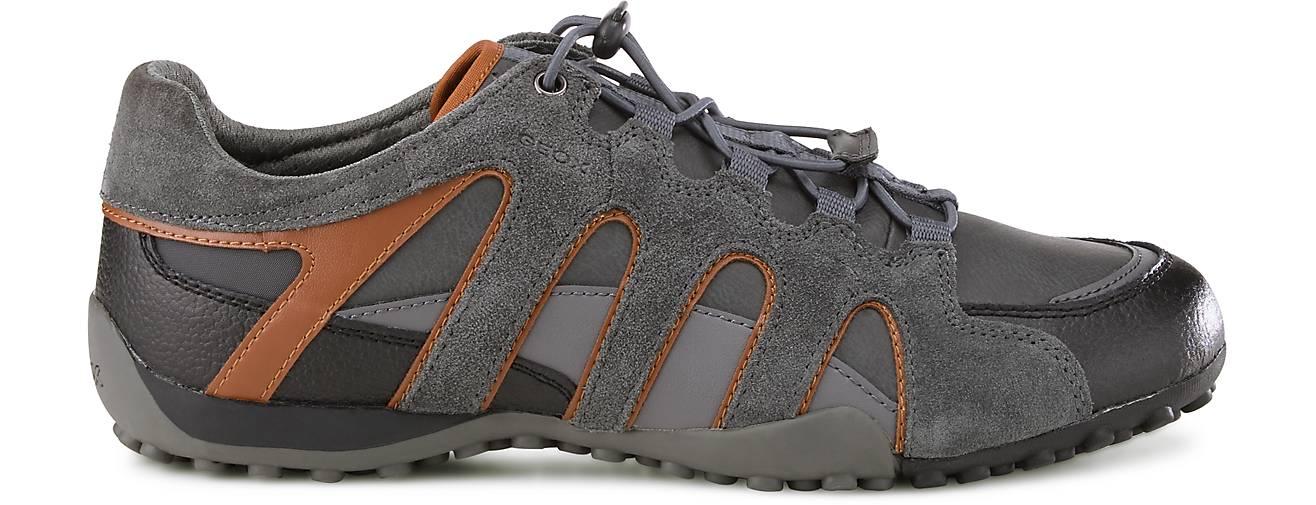 Geox GÖRTZ Sneaker SNAKE in grau-hell kaufen - 47580301 | GÖRTZ Geox Gute Qualität beliebte Schuhe bd9c25