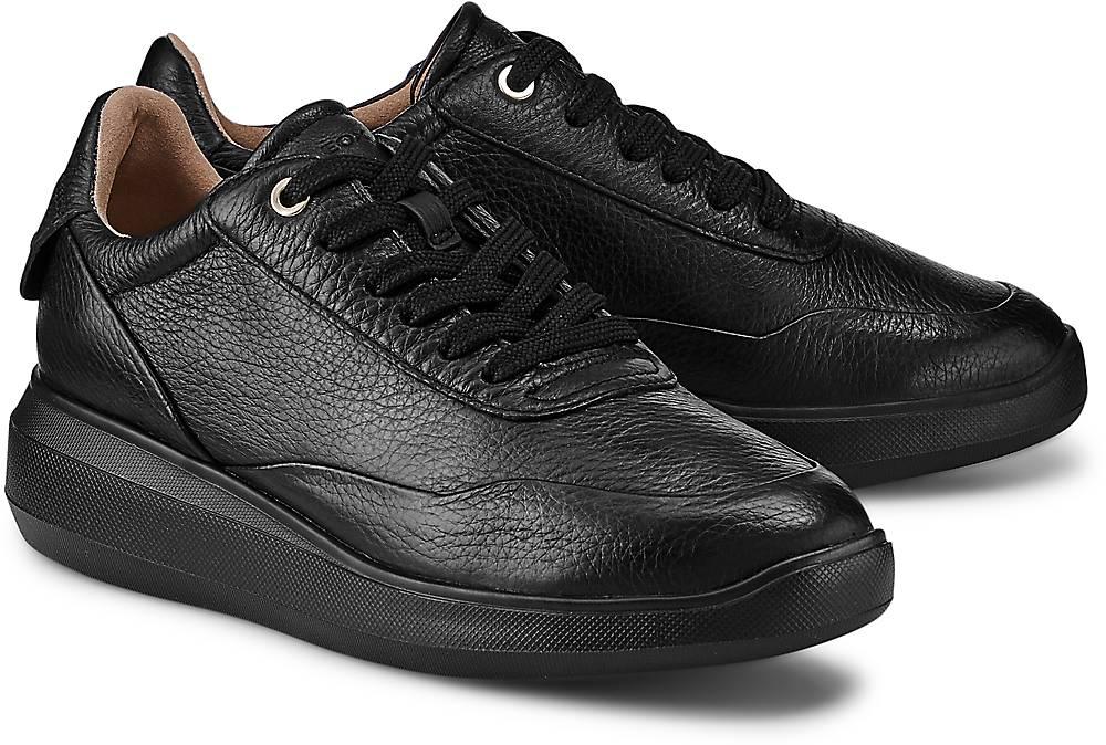 Sneaker von Geox in schwarz für Damen. Gr. 37,38,39,40,41 Preisvergleich