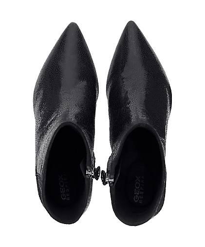 Geox Stiefelette BIBBIANA in schwarz schwarz in kaufen - 47855301 GÖRTZ Gute Qualität beliebte Schuhe c7bf3a