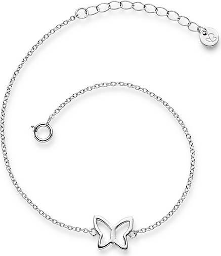 Glanzstücke München Armband Schmetterling