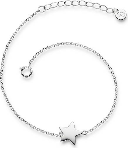 Glanzstücke München Armband Stern