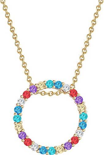 Glanzstücke München Halskette Kreis
