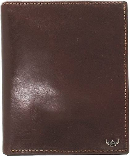 Golden Head Colorado RFID Protect Geldbörse Leder 10,5 cm
