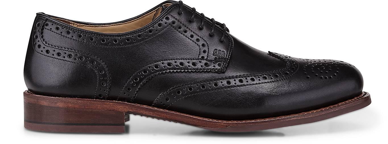 Gordon & Bros Schnürschuh LEVET in schwarz kaufen - 46982302 beliebte   GÖRTZ Gute Qualität beliebte 46982302 Schuhe 694df0
