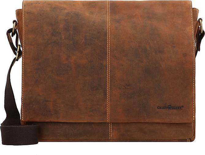Greenburry Vintage Messenger 39 cm Laptopfach