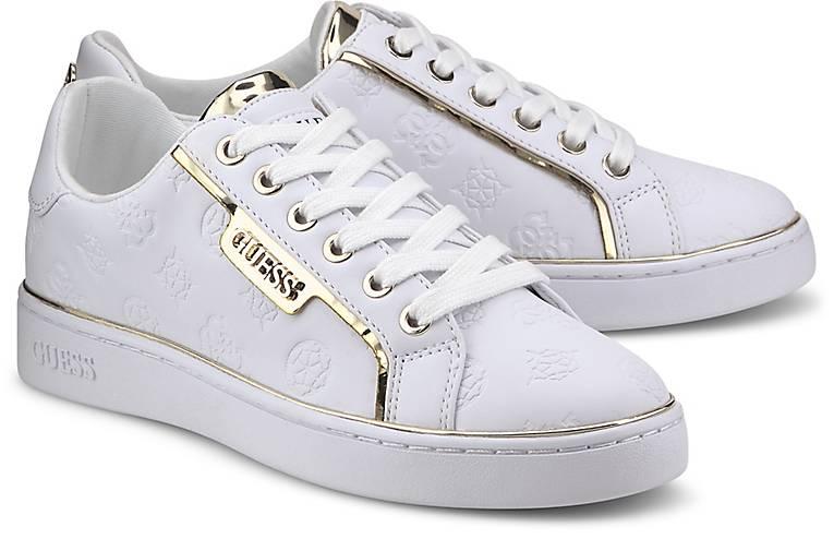 Guess Leder-Sneaker BANQ