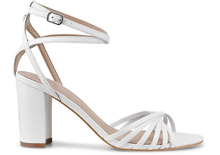 Guess Sandalette Sandalette Sandalette MADESTA in weiß kaufen - 48436602 GÖRTZ Gute Qualität beliebte Schuhe 124135