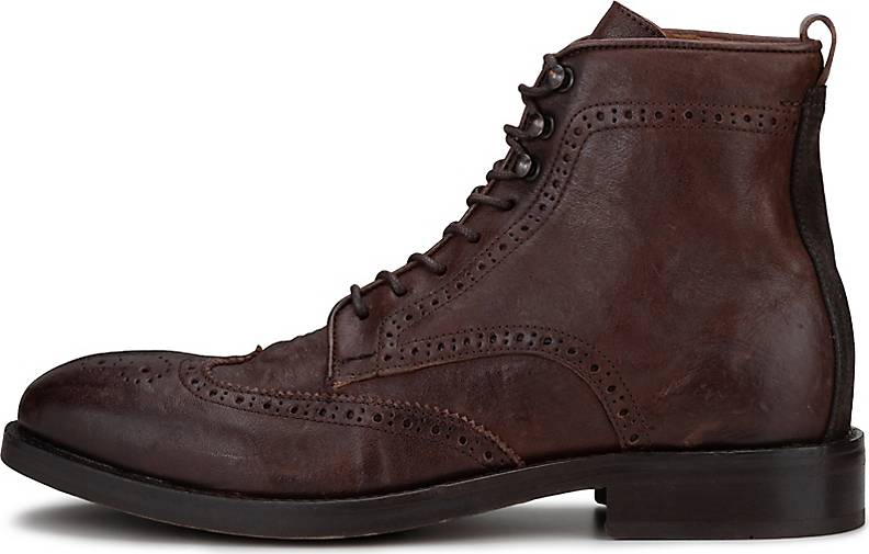 H by Hudson Schnür-Boots SHERWOOD