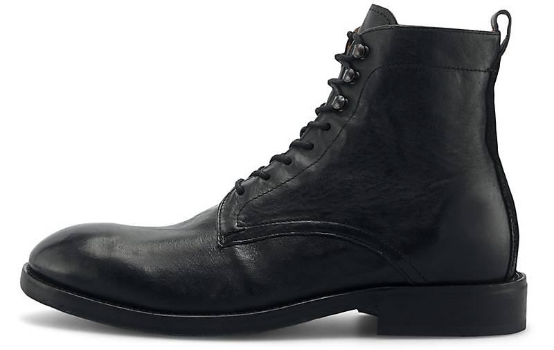 H by Hudson Schnür-Boots YEW