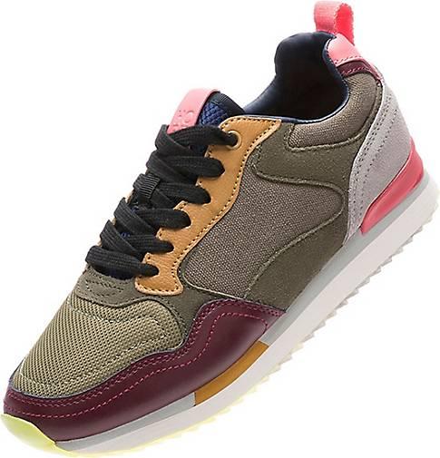 HOFF , Damen Sneaker orange grün, orange grün Größe: 41