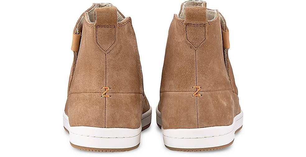 HUB braun-mittel Ankle-Boots SERVE N30 in braun-mittel HUB kaufen - 47614102 | GÖRTZ b69f20