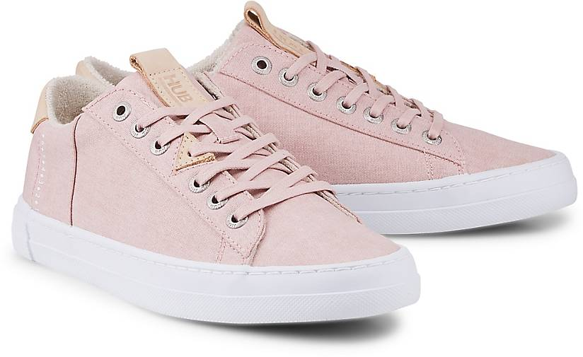 w Rosa Canvas Hook Damen sneaker Xwq1xqtZC