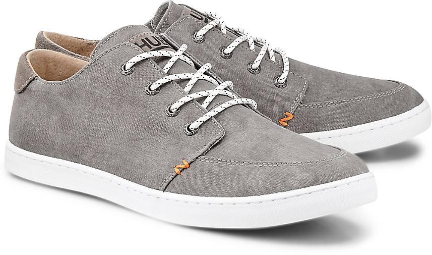 d87be445d859e3 HUB Canvas-Sneaker in grau-hell kaufen - 47113803