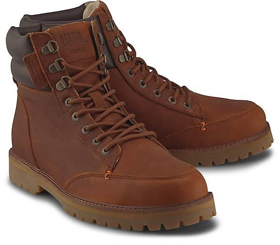 HUB Schnür-Boots BELFAST