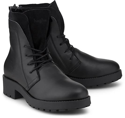 HUB Schnür-Boots NOVA