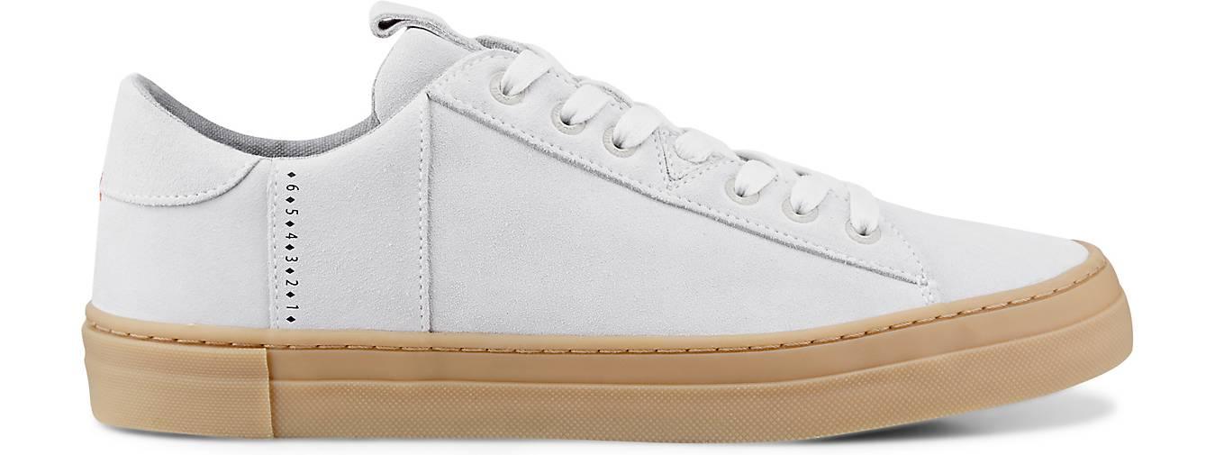 creme m Herren Weiß Hook Sneaker Hxwn6qCSCf
