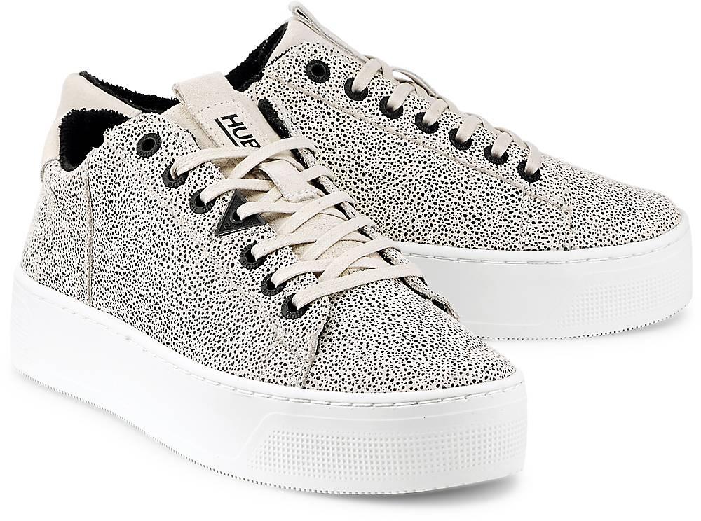 Sneaker Hook-W Xl von HUB in beige für Damen. Gr. 37,38,39,40,41,42 Preisvergleich