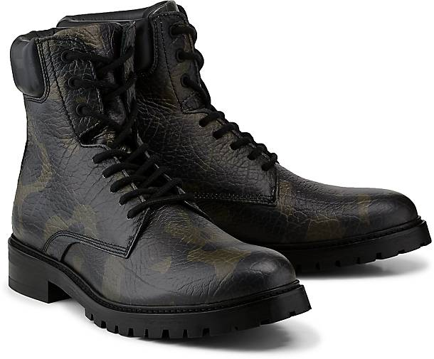 HUGO Camouflage-Stiefel