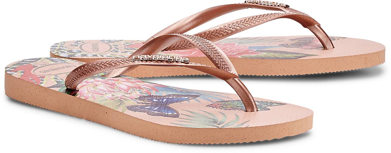 Havaianas Sandale SLIM TROPICAL