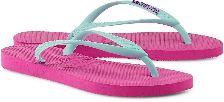 Zehentrenner Havaianas Badelatschen Slim Kaufen In Pink 8nNOv0mw
