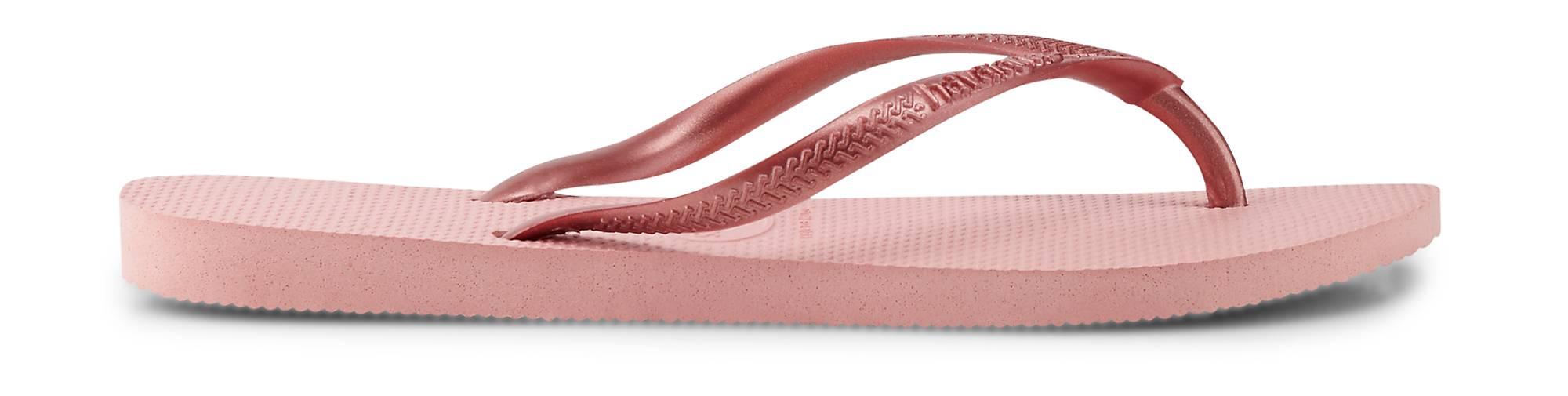 Havaianas kaufen Zehentrenner SLIM in rosa kaufen Havaianas - 44155913 | GÖRTZ 8b9df7