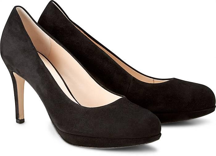 Högl Nubuk-Pumps in schwarz kaufen - 43584501 GÖRTZ GÖRTZ GÖRTZ Gute Qualität beliebte Schuhe 46fa37