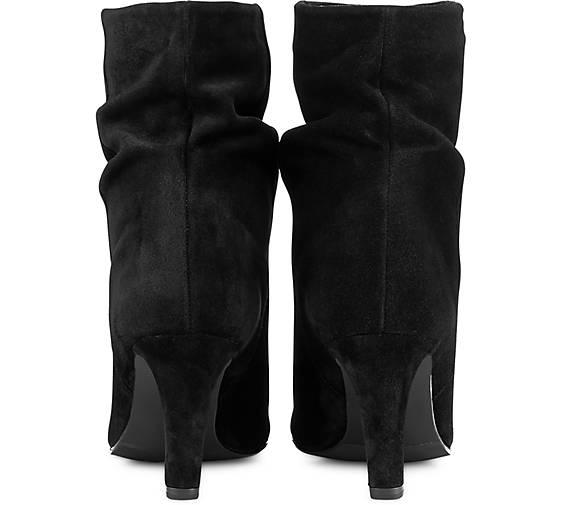 Högl Velours-Stiefelette 47757501 in schwarz kaufen - 47757501 Velours-Stiefelette   GÖRTZ Gute Qualität beliebte Schuhe 297458