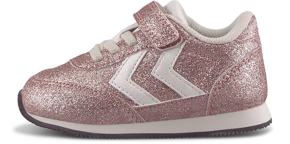 Hummel Klett-Sneaker REFLEX GLITTER INFANT