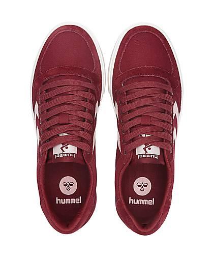 Hummel SLIMMER STADIL LOW in bordeaux kaufen kaufen kaufen - 47542902 GÖRTZ Gute Qualität beliebte Schuhe 2b2b70