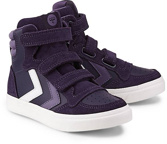 Hummel STADIL JR LEATHER HI