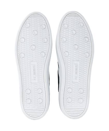 Hummel blau-mittel Sneaker DIAMANT SUEDE in blau-mittel Hummel kaufen - 47041602   GÖRTZ Gute Qualität beliebte Schuhe 612d0a