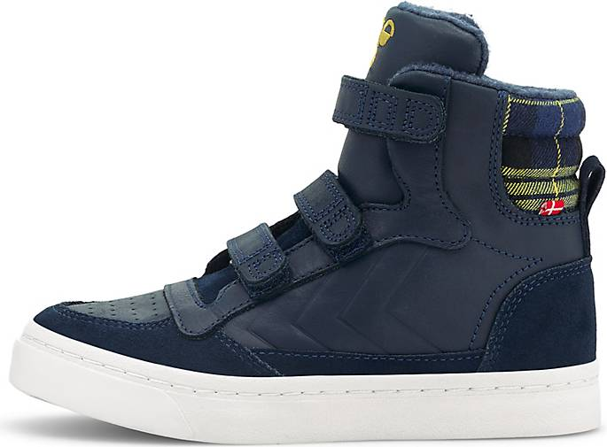 Hummel Sneaker STADIL CHECK JR