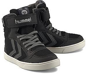 Hummel, Winter-Sneaker Stadil Poly Boot Jr in schwarz, Sneaker für Jungen