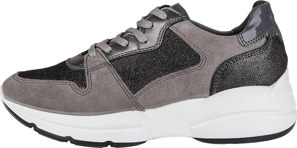 IGI&CO Sneaker mit Glitzereffekt