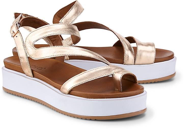 Inuovo Platform-Sandale