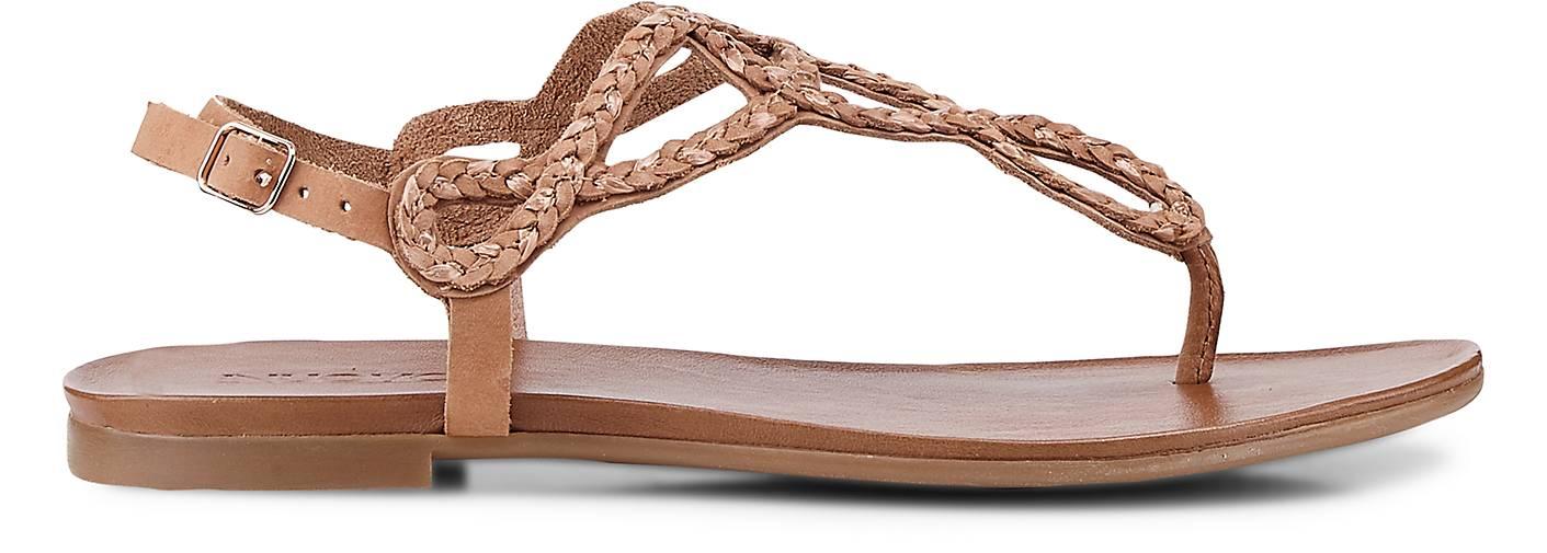 Inuovo Zehentrenner Gute in braun-mittel kaufen - 47390501 GÖRTZ Gute Zehentrenner Qualität beliebte Schuhe c496d3