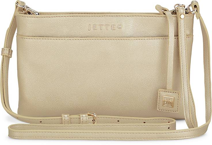 JETTE CLUTCH METALLIC