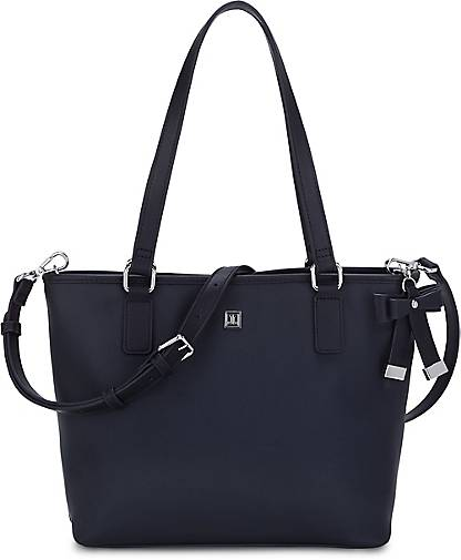 JETTE Shopper SAFFIANO BOW