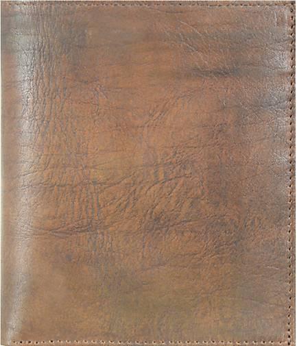 JOST Ranger Kombibörse Leder 12,5 cm