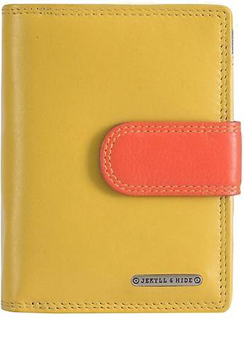 Jekyll & Hide Caribbean Geldbörse RFID Leder 12 cm