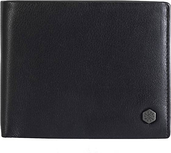 Jekyll & Hide Monaco Geldbörse RFID Leder 12 cm