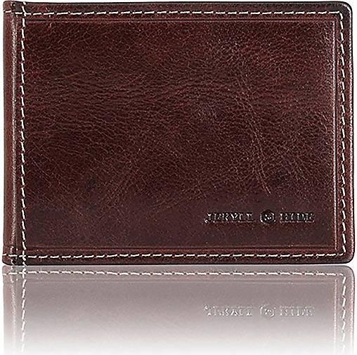 Jekyll & Hide Oxford Geldbörse RFID Leder 11 cm