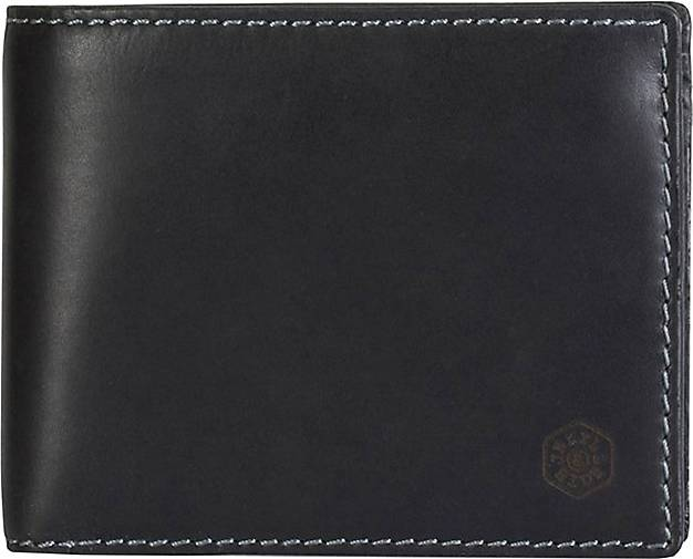 Jekyll & Hide Texas Geldbörse RFID Leder 12 cm