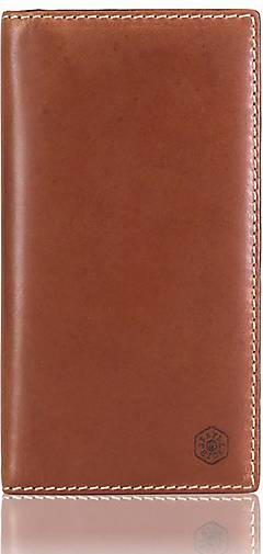 Jekyll & Hide Texas Geldbörse RFID Leder 8,5 cm