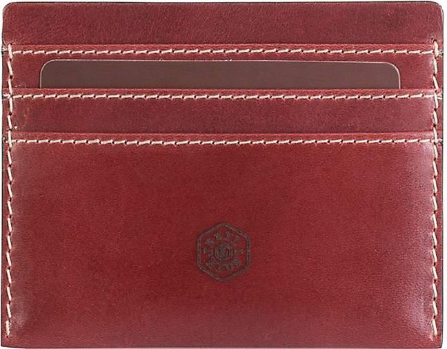 Jekyll & Hide Texas Kreditkartenetui RFID Leder 11 cm