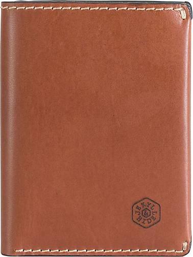 Jekyll & Hide Texas Kreditkartenetui RFID Leder 7 cm