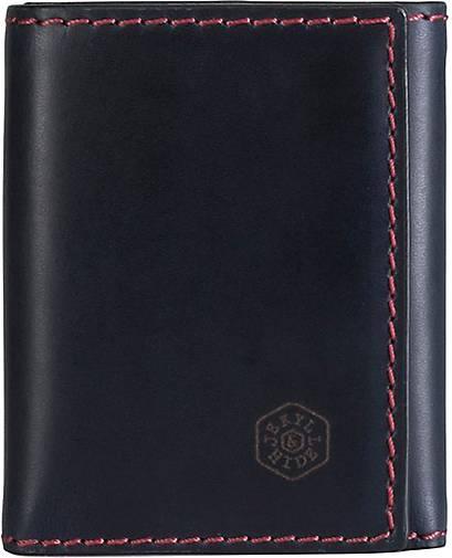Jekyll & Hide Texas Kreditkartenetui RFID Leder 9 cm